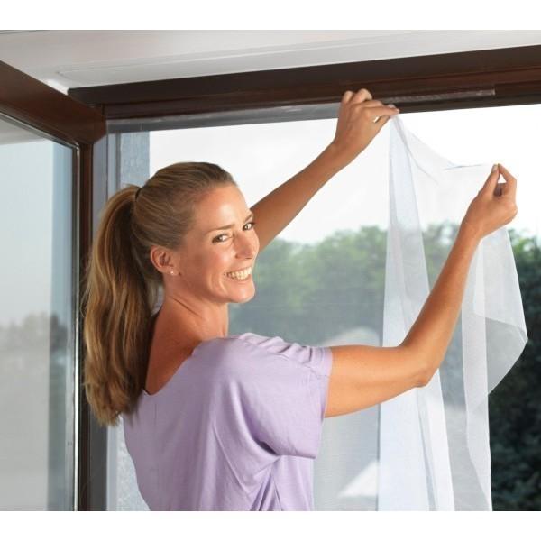 Mosquitera para ventanas for Mosquitera por metros