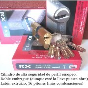 Bombillo seguridad doble embrague IFAM 40x40
