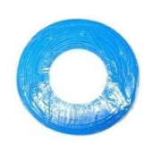 1 m Cable flexible 1x1.5 azul