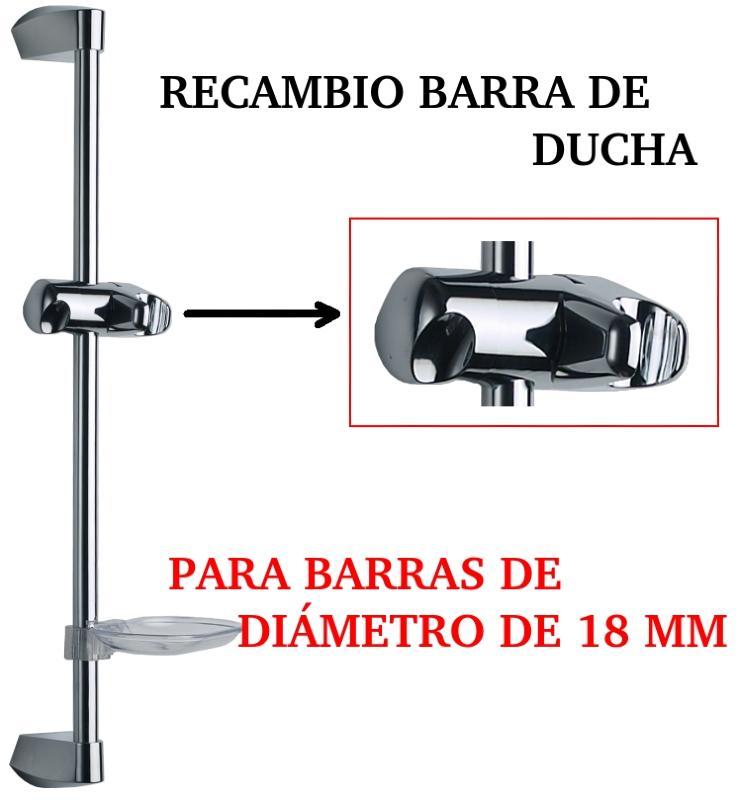 Recambio para barra de ducha de 18 mm ramon soler for Barra para ducha