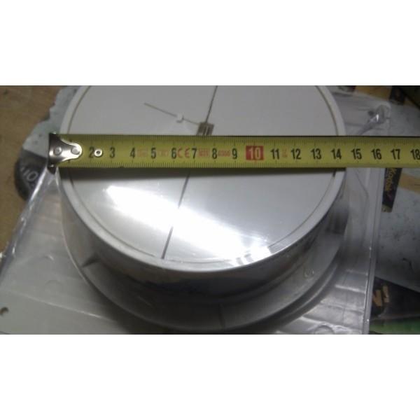 Extractor De Baño Grande:Extractor ventilador de 155 mm extraplano silencioso para baño,cocina