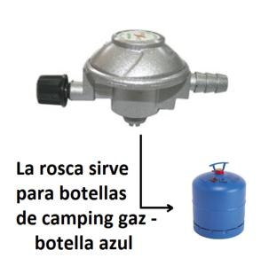 Regulador de camping gaz